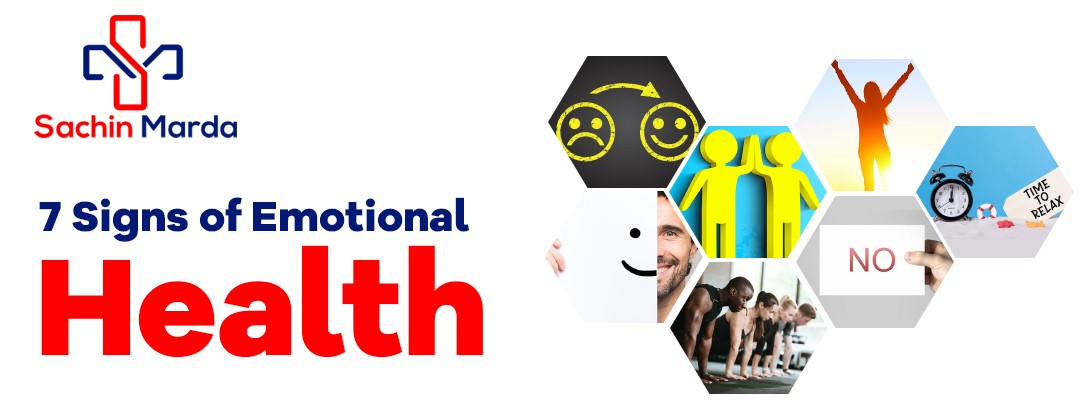 7 Signs of Emotional Health